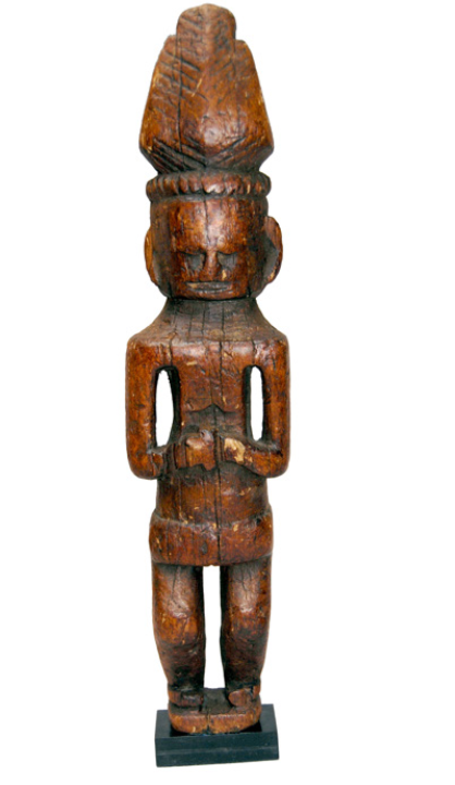Nias island adu zatua figure-Sold - tribalartantiques.com