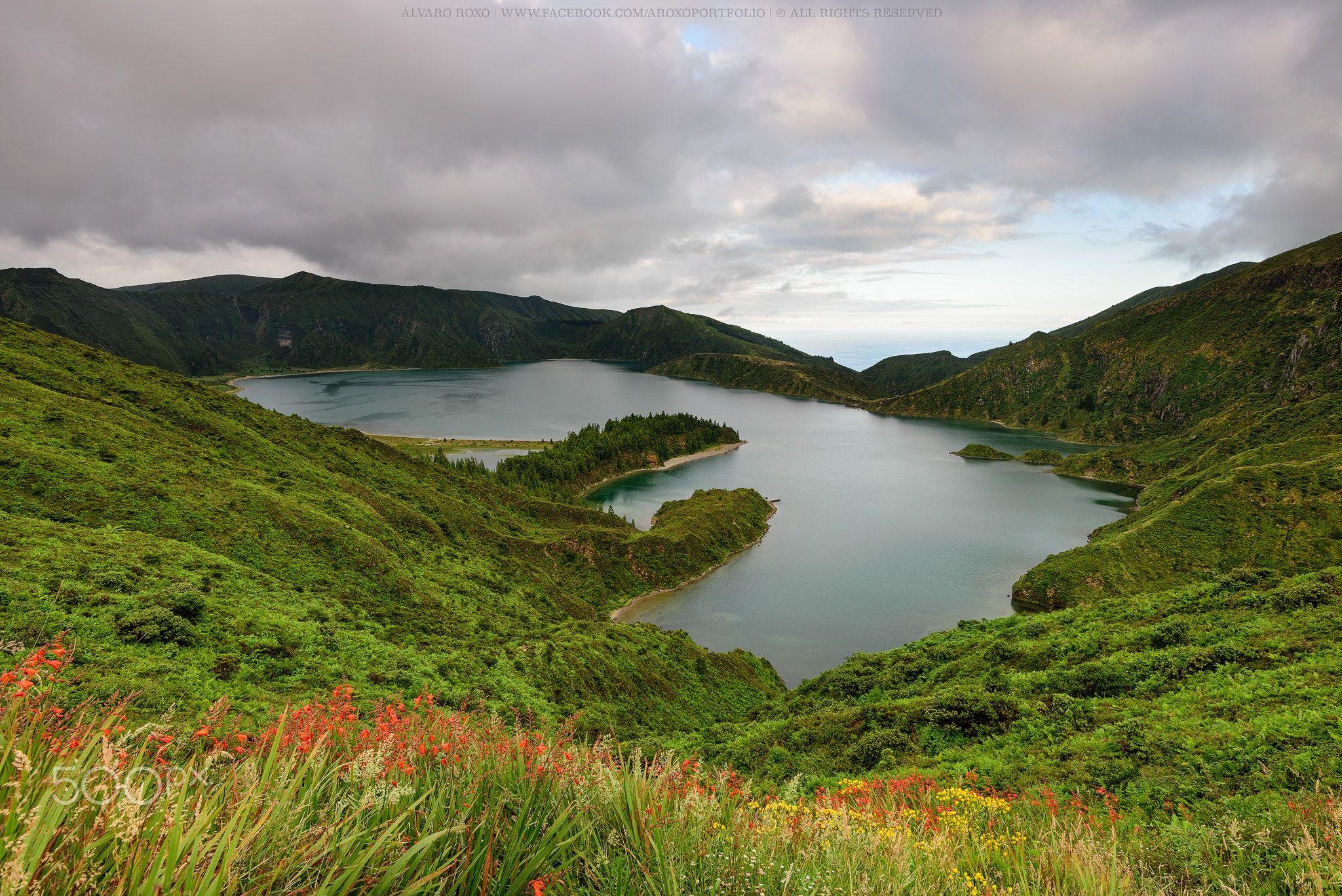 Lagoa do Fogo - Lagoa do Fogo São Miguel Island, Azores - Portugal Nikon D810 + Nikon 16.0-35.0 mm f/4 Lee Little Stopper + Lee ND Grad 0.75 SE  ©Álvaro Roxo   www.facebook.com/ARoxoPortfolio   500px.com/aroxo   https://twitter.com/AlvaroRoxo   https://www.instagram.com/aroxo