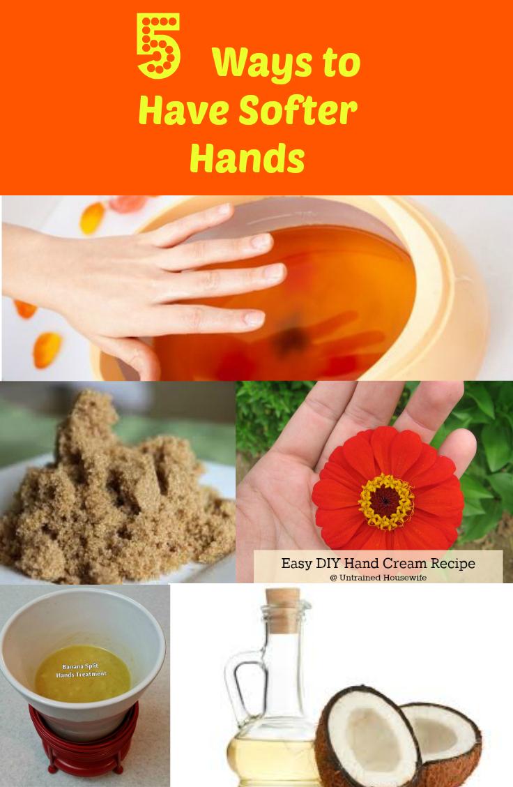 Softer Hands In Summer