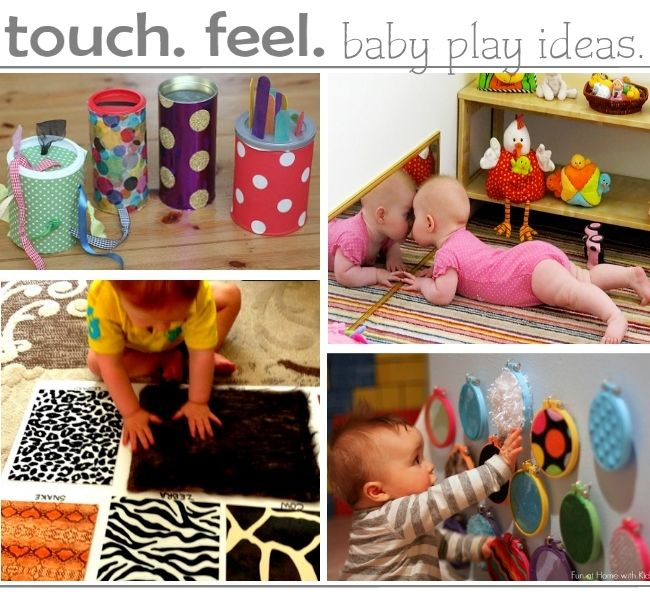 50+ WAYS FOR BABIES TO PLAY | Play corner, Baby play and Baby sensory