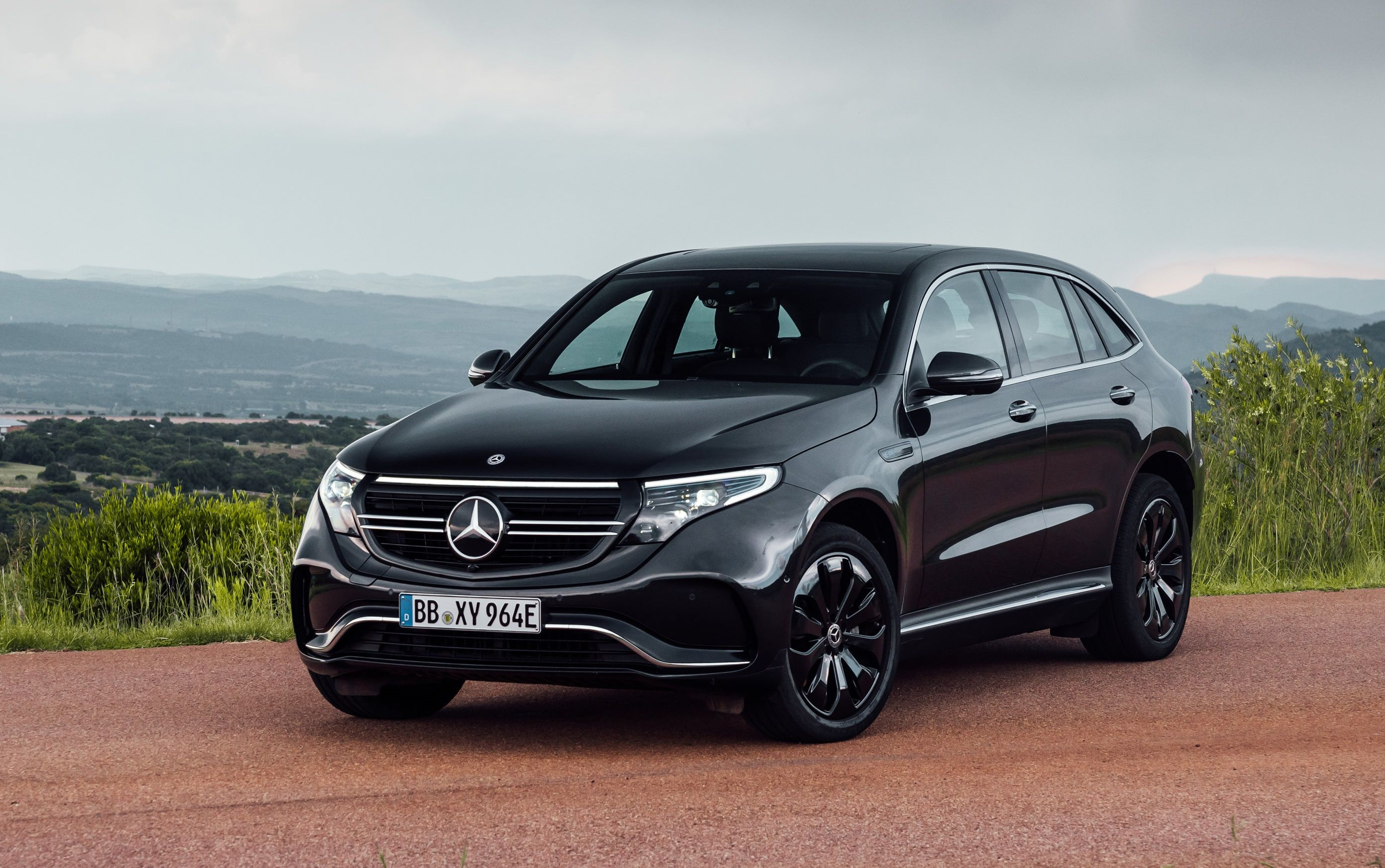2019 Eqc 400 4matic Amg Mercedes Benz Benz Mercedes Benz Wallpaper