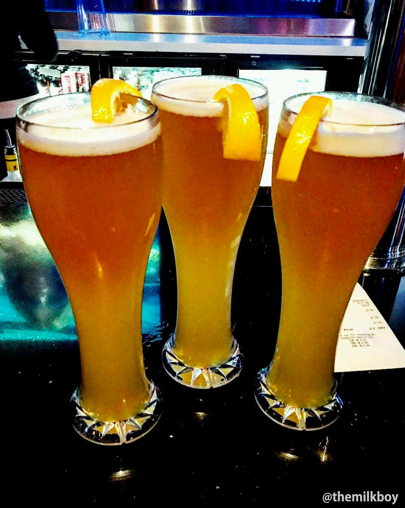 Cheers to Christmas Eve! We are open until 5pm today with the NFL ...