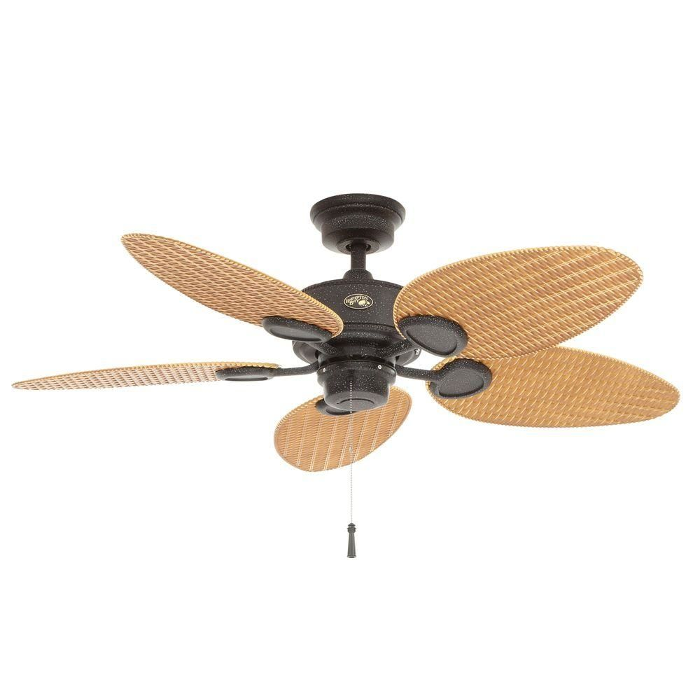 Rattan Ceiling Fan Blade Covers Outdoor Ceiling Fans Ceiling Fan Ceiling Fan Beach