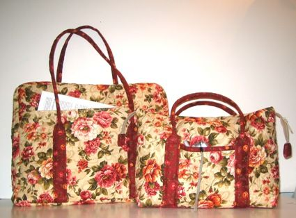 patterns for quilted handbags with zipper | ... bag patterns were ... : how to make a quilted handbag - Adamdwight.com