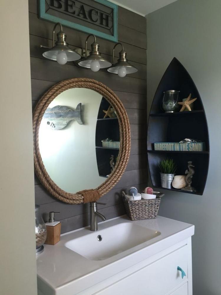 Photo of 11 Best Bathroom Decor Ideas With Coastal Style