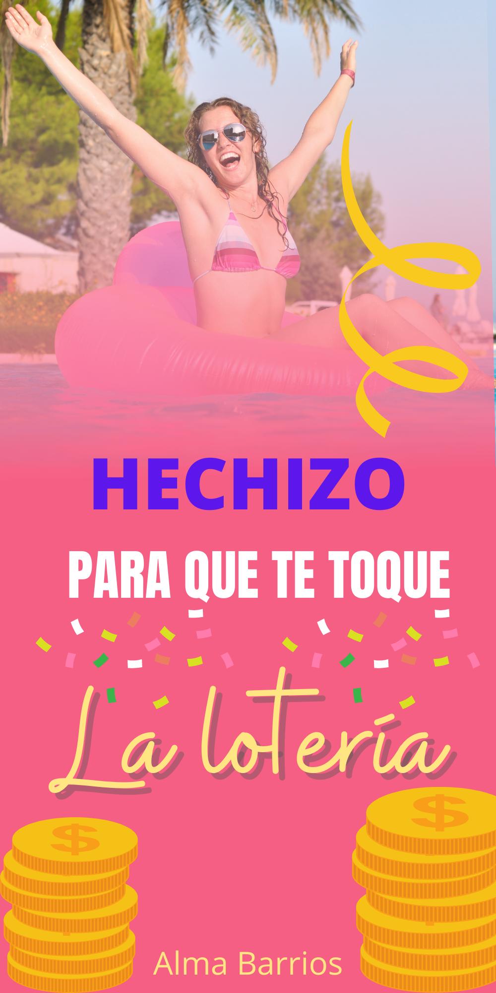 Hechizo Para Que Te Toque La Lotería Reto De Dinero Hechizos De Dinero Lotería