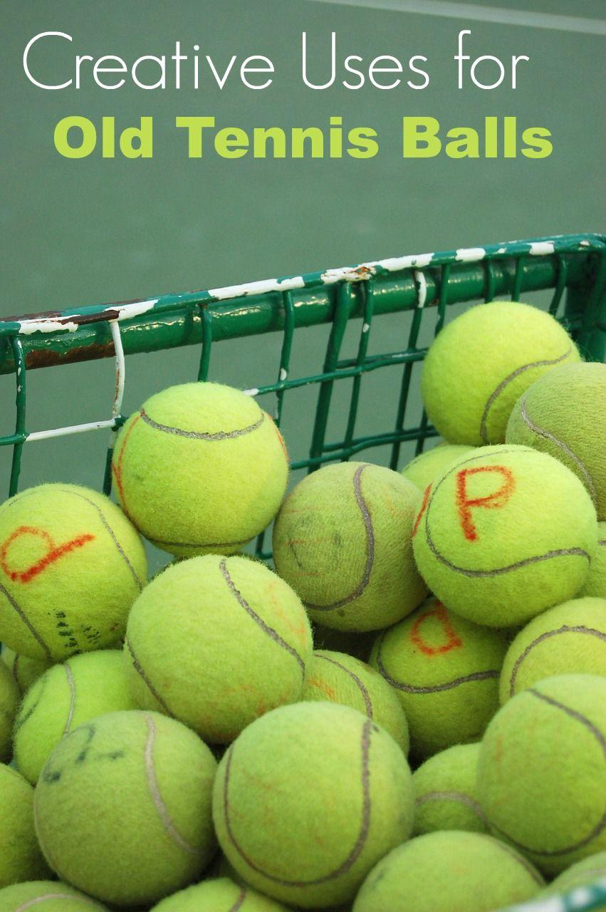 Tennis Ball Throw It Against The Wall