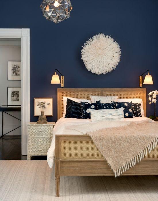 Bedroom Paint Color Trends For 2017 Blue Bedroom Decor Blue