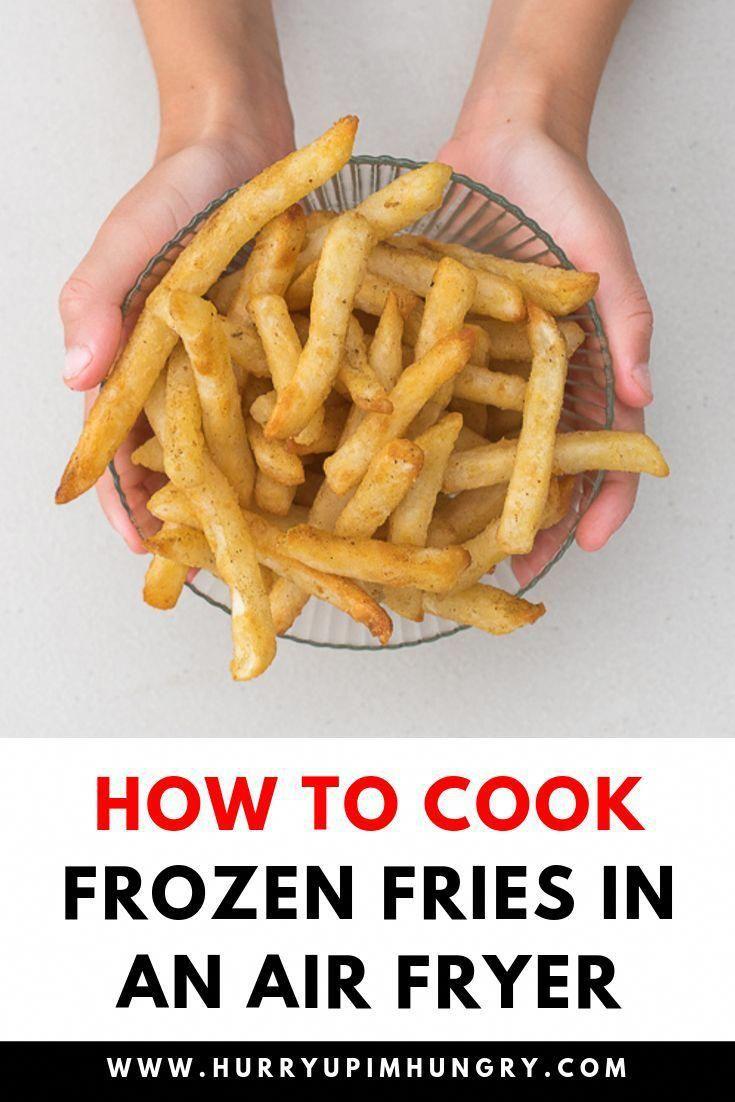 Air fryer frozen french fries recipe in 2020 air fryer