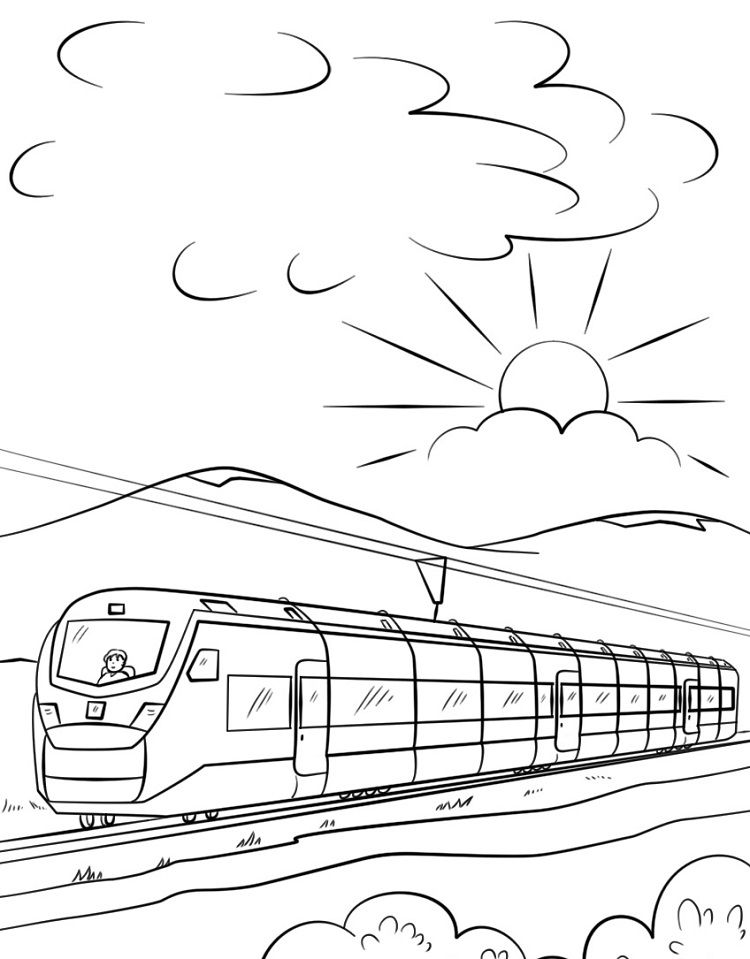 speed coloring pages gratis kleurplaten