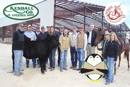 Kendall County Jr. Livestock Show