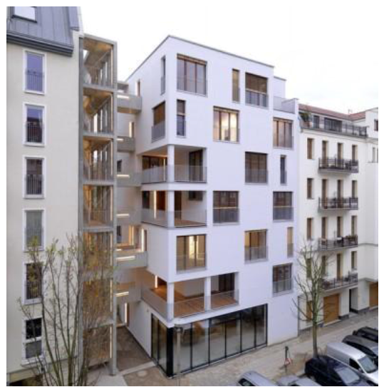 Modern Urban Infill: Timber Multi Storey Building - Google Search