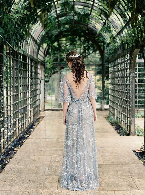 Fuente: Pinterest | Vestidos de novia de cuento de hadas: ¡comienza ...