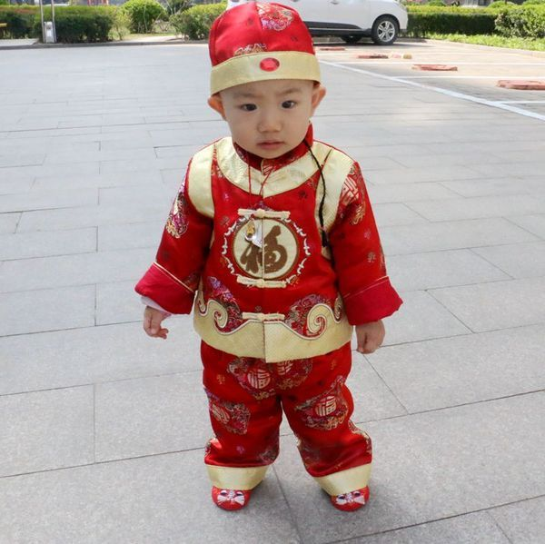 Ring bearer boy outfit