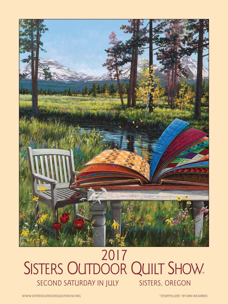 2017 Sisters Outdoor Quilt Show – | Sisters Outdoor Quilt Show ... : quilt shows oregon - Adamdwight.com