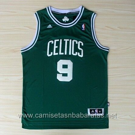camisetas NBA Boston Celtics verde blanco #9 Rondo €23.99