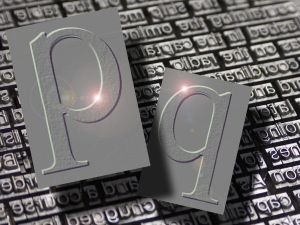 Fun Friday Facts About Printing:  Mind Your Ps and Qs  (AAPCreative.com/Blog 12 June 2015)