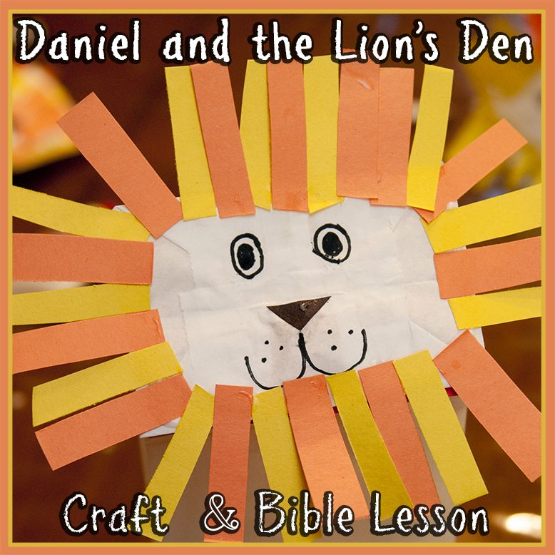 Daniel bible crafts on pinterest bible story crafts toddler bible