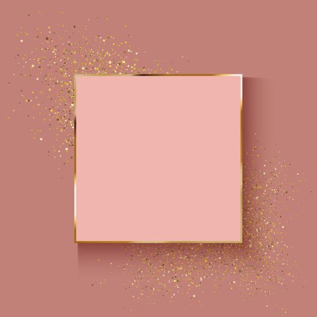 De Ouro Rose Com Efeito Glitter De Fundo Decorativo in 2020 | Rose gold backgrounds, Gold ...