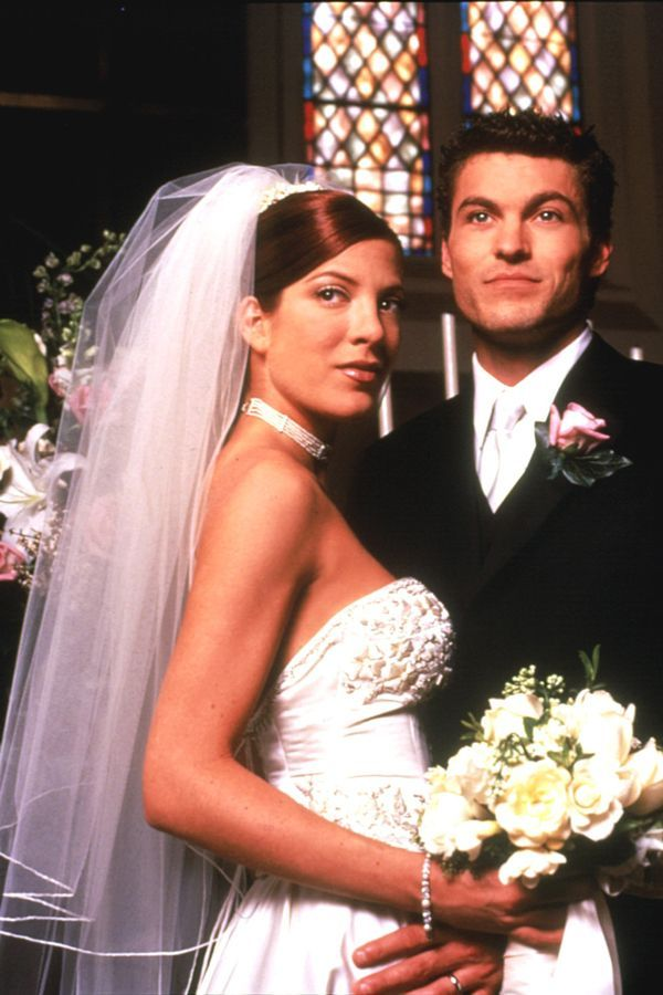 34 Of The Most Memorable Wedding Dresses In TV History | Wedding ...