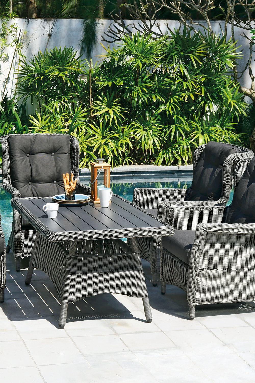 Gleichzeitige Reinigung Und Pflege Gartenmobel Mobel Rattanmobel