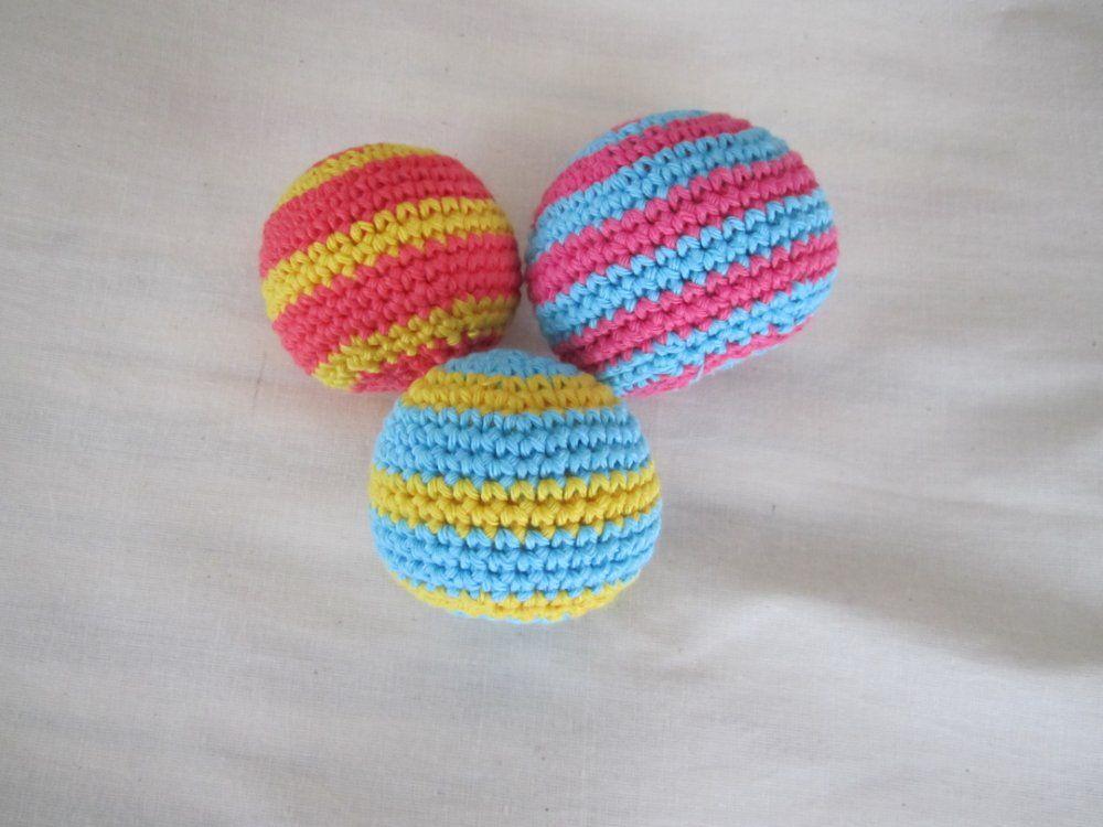 Cómo tejer una pelota amigurumi, sirve de base para muchas ...