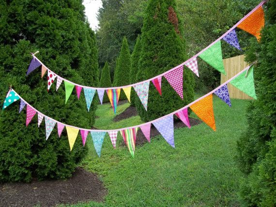 lalaloopsy rainbow banner pennant bunting photo prop Birthday party circus decoration wedding shower candyland decoration 17 flags. $38.50, via Etsy. #candylanddecorations lalaloopsy rainbow banner pennant bunting photo prop Birthday party circus decoration wedding shower candyland decoration 17 flags. $38.50, via Etsy. #candylanddecorations