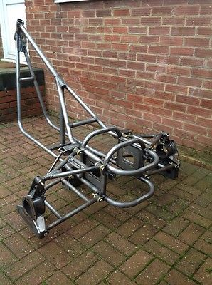 Trike frame chassis , soft tail | trikes | Pinterest ...