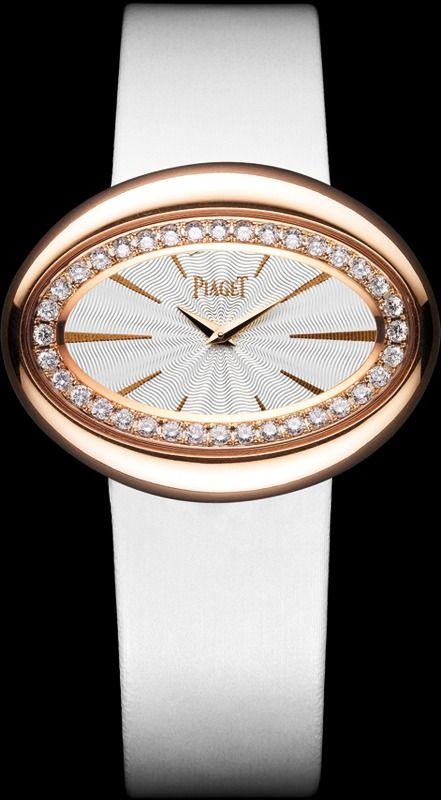 8b467ec86d8 Pink gold Diamond Watch - Piaget Luxury Watch G0A32096