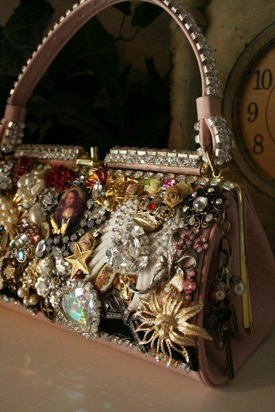 Reuse Your Broken Jewelry Creative And Useful Ideas To