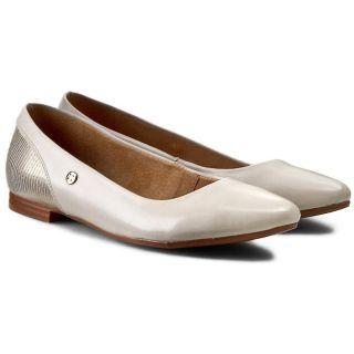 Pantofi Mireasa Talpa Joasa Eleganti Bej Cu Auriu Pantofi Dama