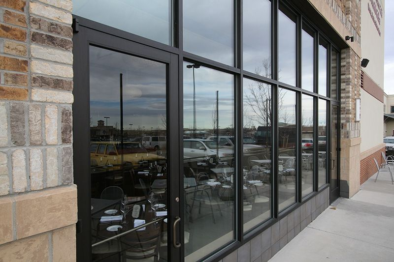 Based In Palm Desert Jbwindows Is A Window Company They Provide Tempest Shutter Fitting And Window Mai Storefront Glass Store Fronts Window Glass Replacement
