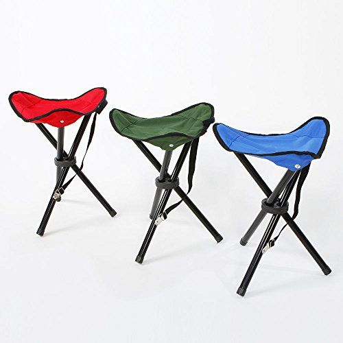 Introducing Chairs Tall Lightweight Portable Folding Tripod Stool