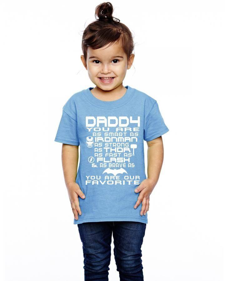 DADDY - Fathers Day - Gift for Dad_(W) Toddler T-shirt