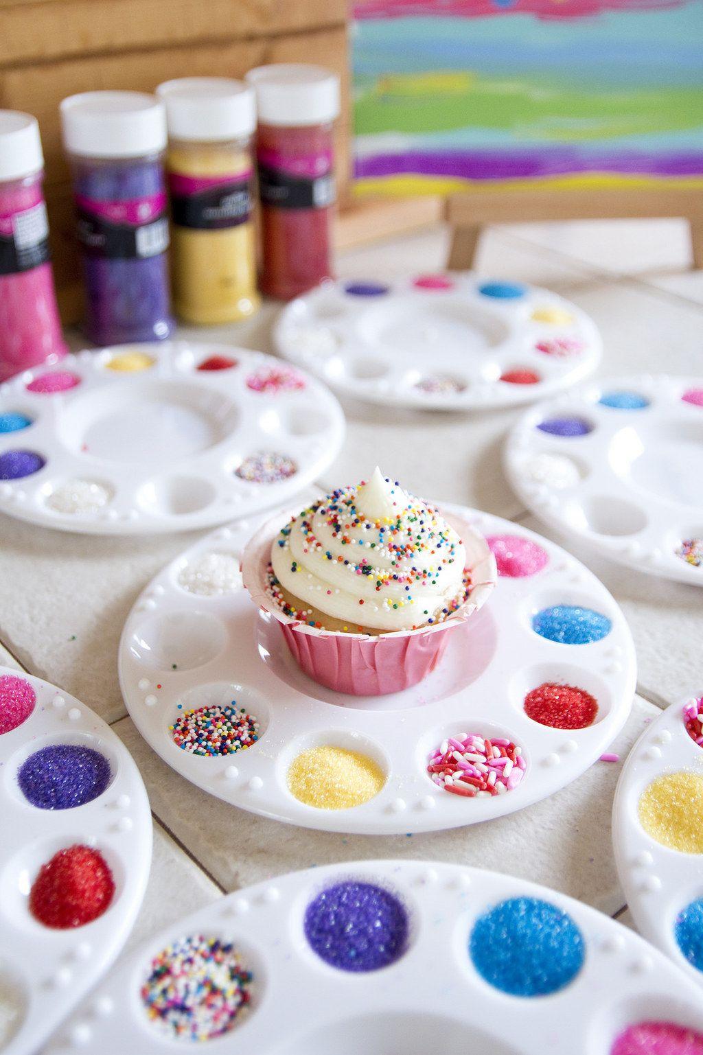 Diy girls birthday party ideas sparkle pony girls dream for Disco decorations diy