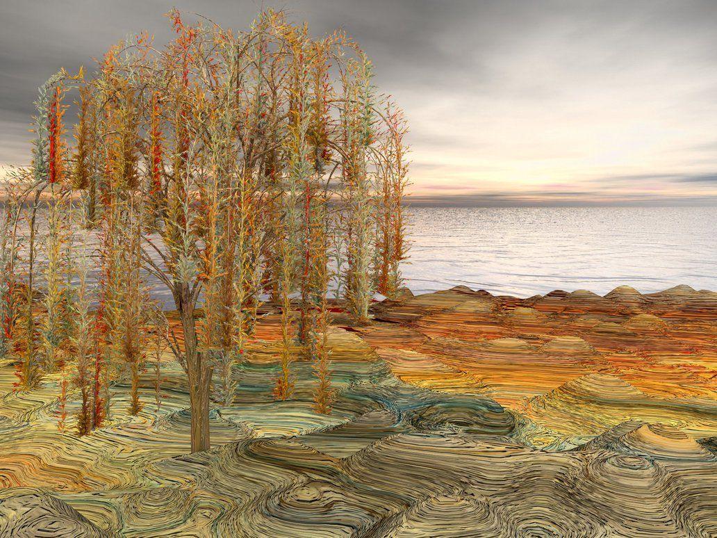The Seasons Tree by Joe-Maccer on DeviantArt