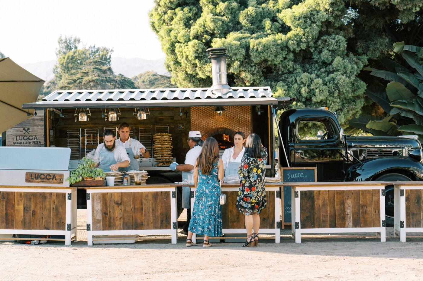 Dos Pueblos Orchid Farm Wedding | Farm wedding, Outdoor ...