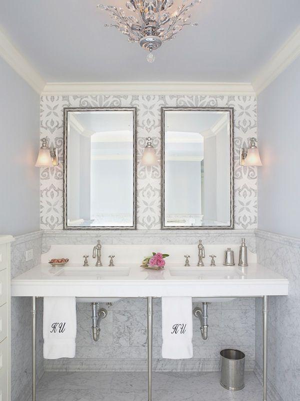 Glam Interior Bathroom Designs Hand Towels And Towels - Monogrammed hand towels for small bathroom ideas