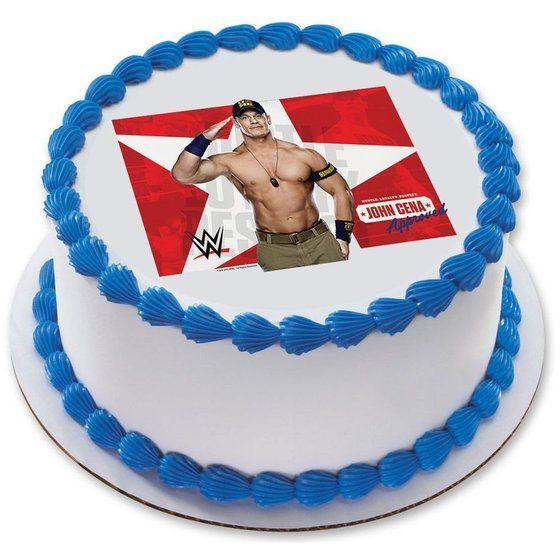 WWE John Cena Cardboard Standup Each John cena Find birthdays