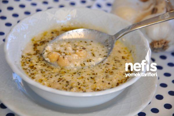 Yogurtlu Tarhana Corbasi Yemek Yemek Tarifleri Gida
