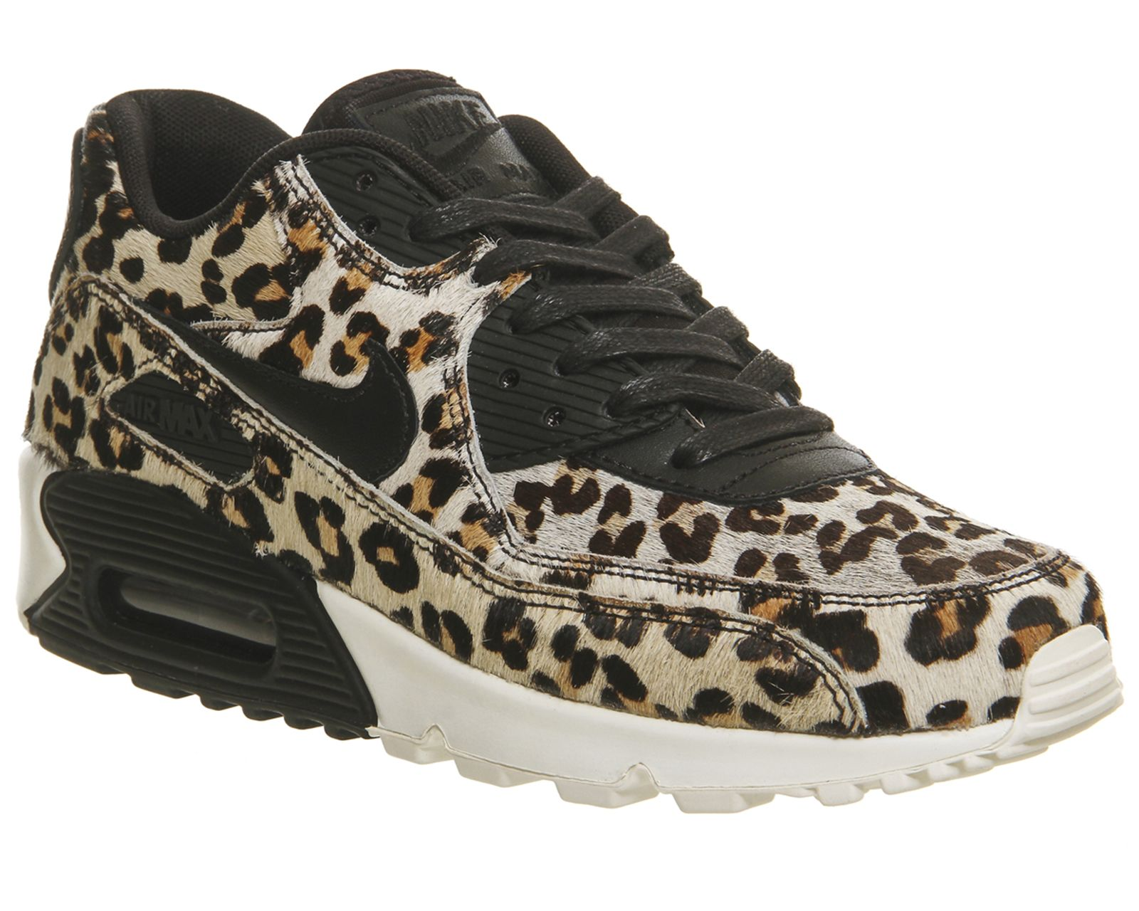 Air Max 90 Snow Leopard Black Sail in 2019 | Nike air max