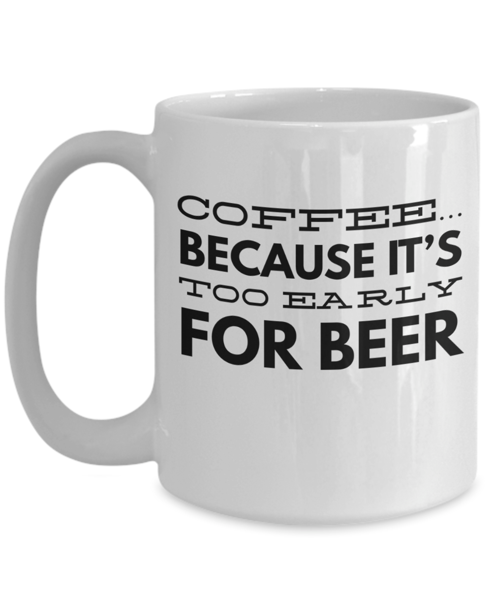 Humorous Sayings Perfect Gift For Dad Gift For Coffee