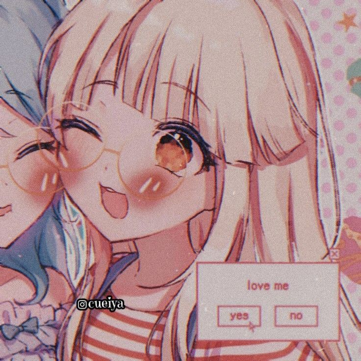 ˋˏ𝙘𝙪𝙧𝙫𝙫𝙮𝙣𝙞𝙣𝙟𝙖 Anime friendship, Anime expressions, Cute
