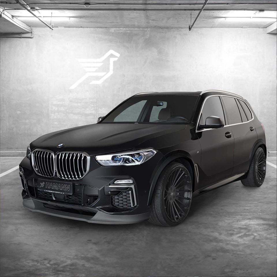 Hamann Offers Preview Of Bmw G05 X5 Tuning Program Bmw Bmw X5 New Bmw