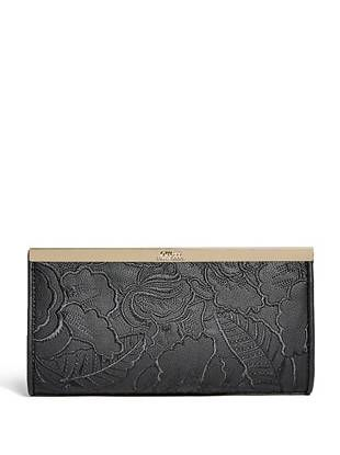 d8fe370efc Gia Embroidered Clutch