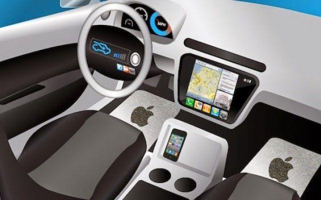 Apple: pronta a produrre la iCar, un'auto elettrica gestita con iPhone. #apple #icar #auto #elettrica #iphone