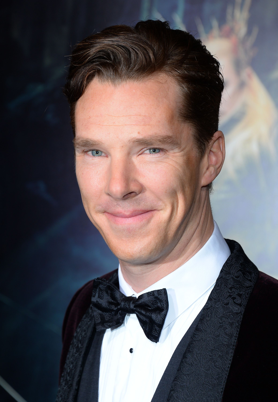 Benedict cumberbatch guys pinterest desolation of smaug
