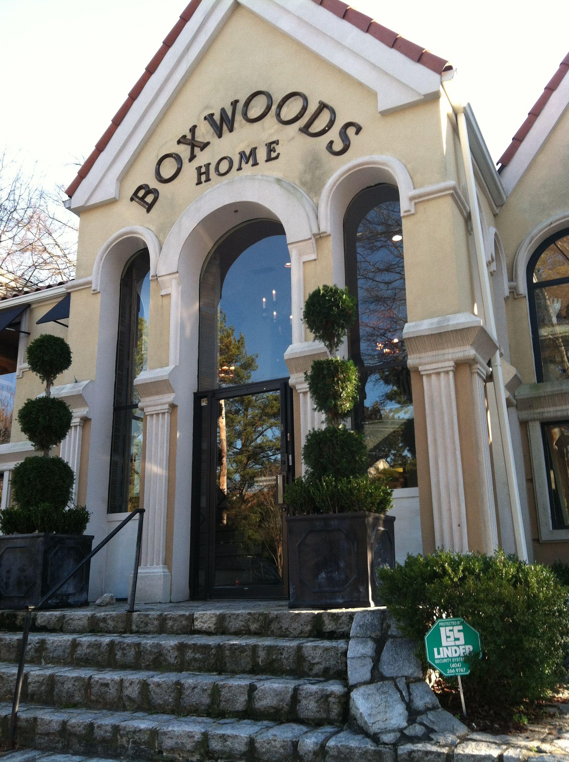 Boxwoods Home, Atlanta, Ga
