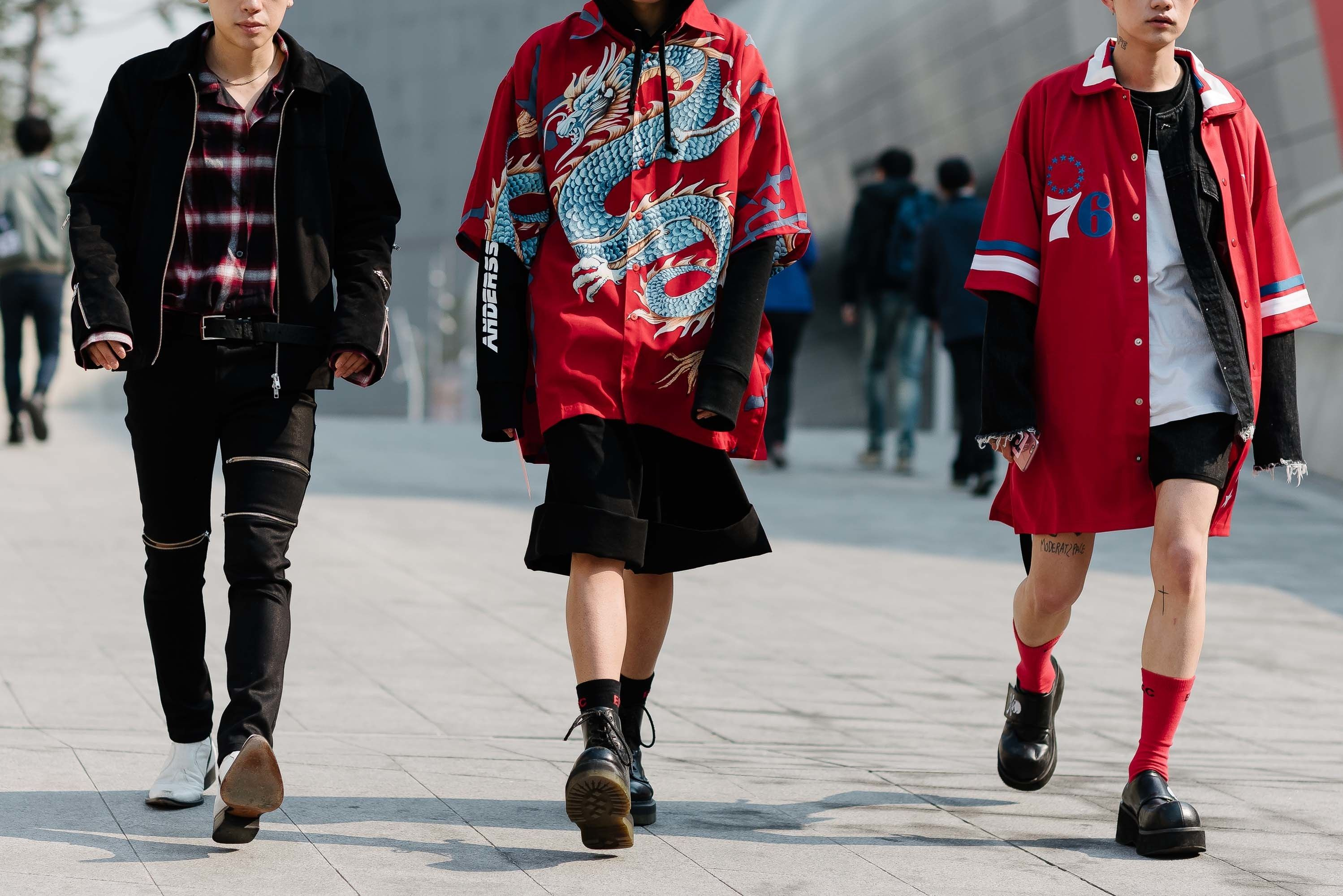 The Best Street Style Pics From Seoul Fashion Week  Seoul fashion
