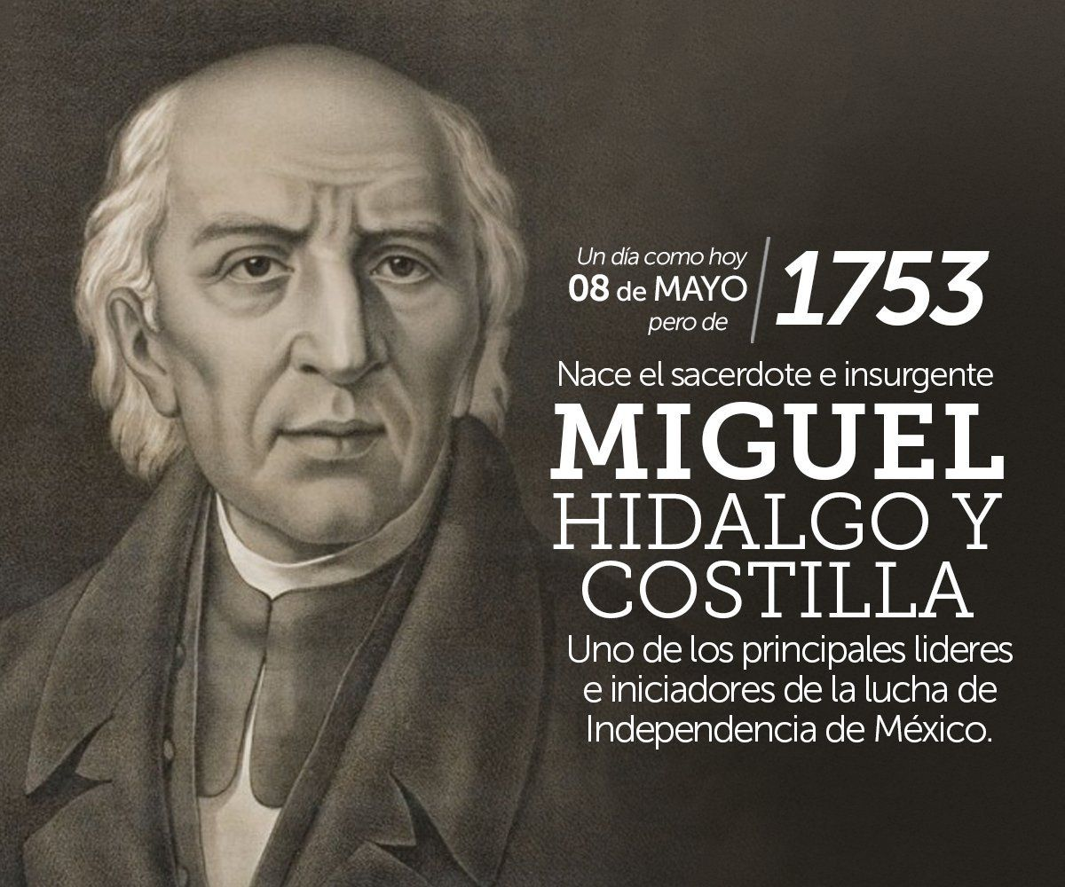 MIGUEL HIDALGO Y COSTILLA Miguel hidalgo, Biografia